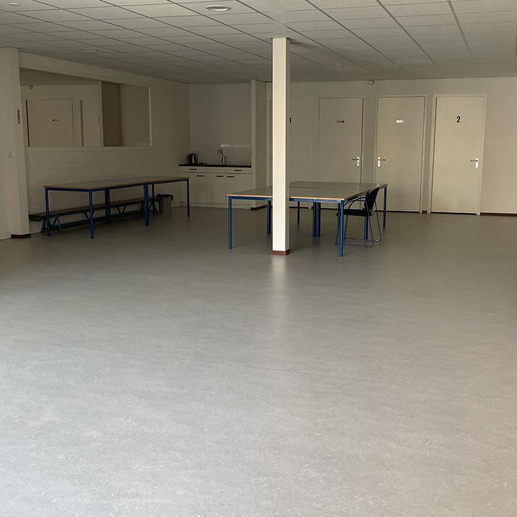 zaal locatie Dansschool Dance Floor in Barneveld